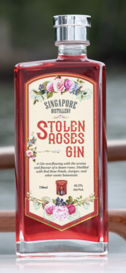 Singapore Distillery Stolen Roses